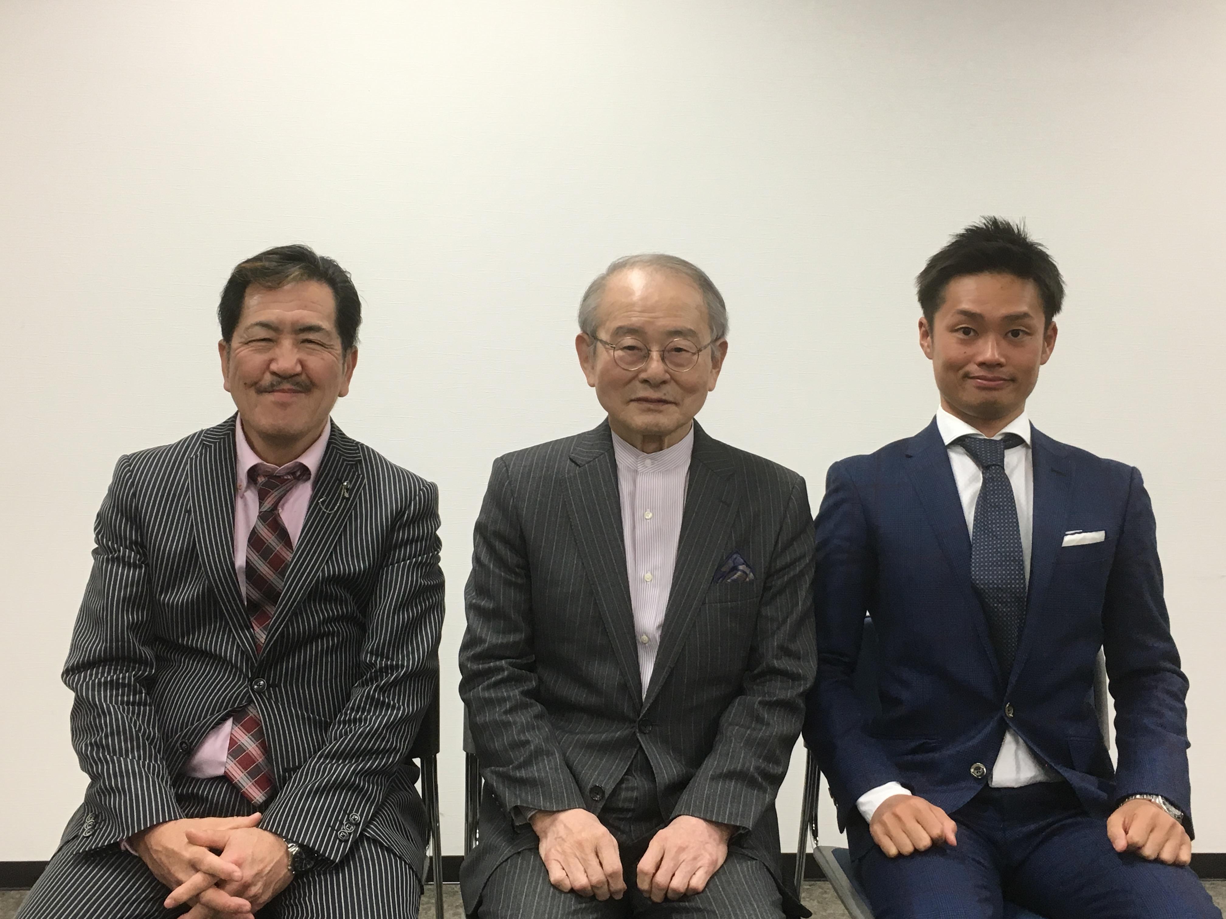 伊藤先生佐々木先生道山