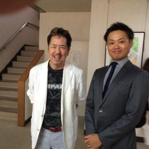 伊藤先生と道山ケイ