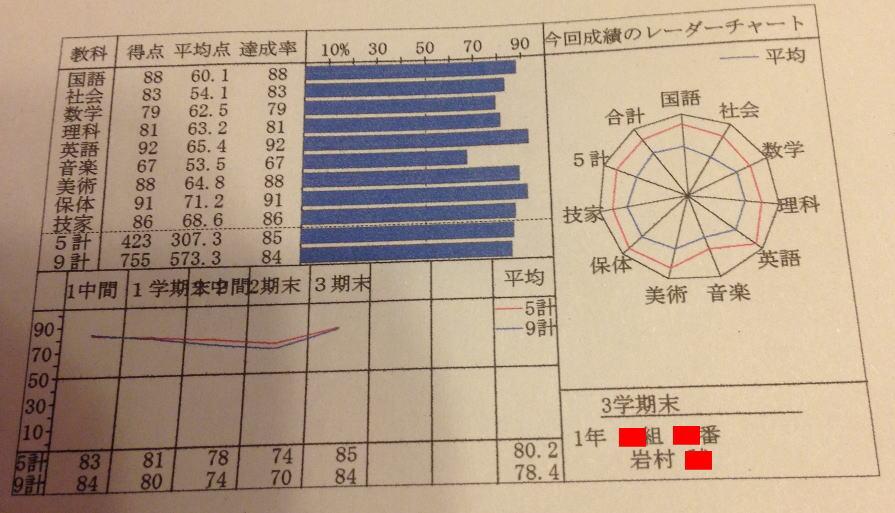 成果報告岩村さん
