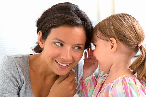 親子の会話