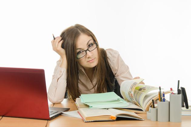 勉強し過ぎ