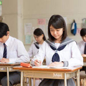 中高一貫校や私立中学