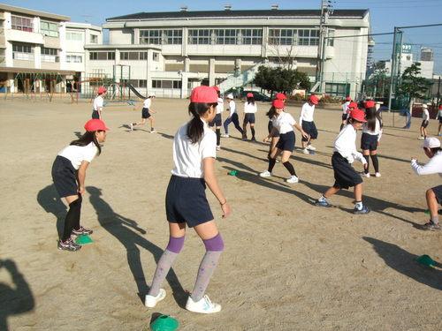 小学校体育