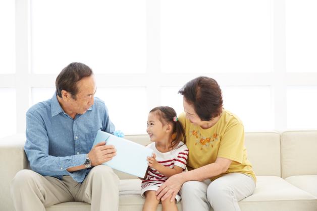 祖父母の過干渉
