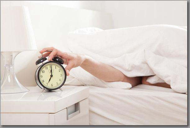 朝起きれない
