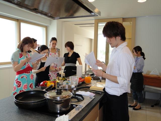 料理の先生